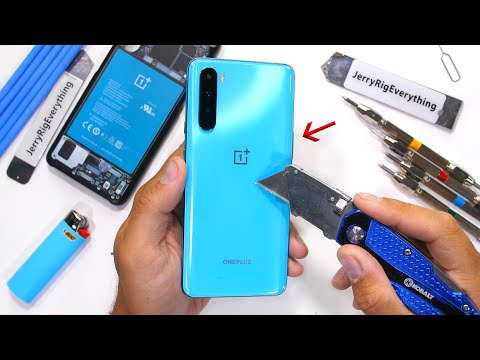 OnePlus Nord Durability Test! - Sacrifices were made...
