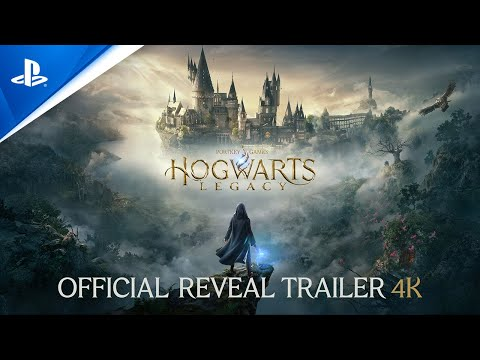 Hogwarts Legacy - Official Reveal Trailer | PS5