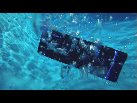 Sony EXTRA BASS™ Wireless Speaker SRS-XB33 Official Product Video