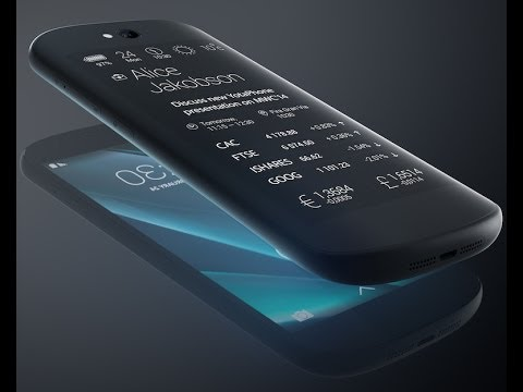 MWC 2014: YotaPhone 2. generace (videopohled)