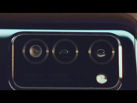 Honor V30 Series Teaser #1   5G is the lens that captures the changing world