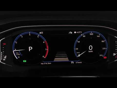 Volkswagen Polo - infotainment a Active Info Display