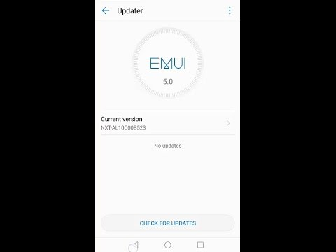 [Huawei Mate8] Review EMUI 5.0 Android 7 (Nougat)