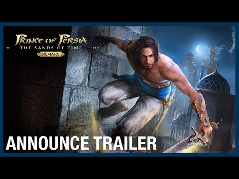 Prince of Persia: The Sands of Time Remake Official Trailer | Ubisoft Forward 2020 | Ubisoft [NA]