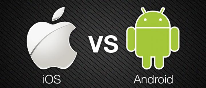 """Telefony s Androidem """"padají"""" méně než iPhony. Rozdíl ve stabilitě systému je značný"""