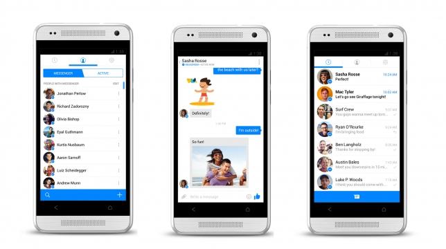 Facebook Messenger brzy nabídne funkci, po které uživatelé dlouho volali