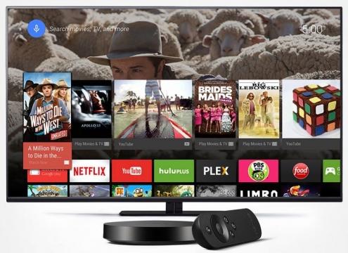 Google Nexus Player: Set-top-box, multimediální centrum a herní konzole v jednom