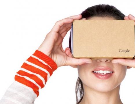Google to s Cardboard myslí vážně: Papírová krabice dostane podporu iOS a virtuální expedice od GoPro