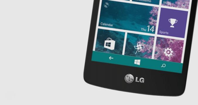 LG se vrací k Windows Phone  Model Lancet však výbavou příliš neoslní  d99ca6f5ee4