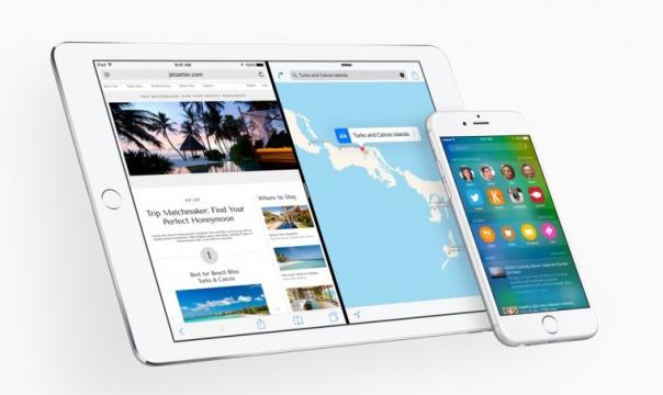 Nejrychlejší start v historii: iOS 9 získal za tři dny podíl 50 procent