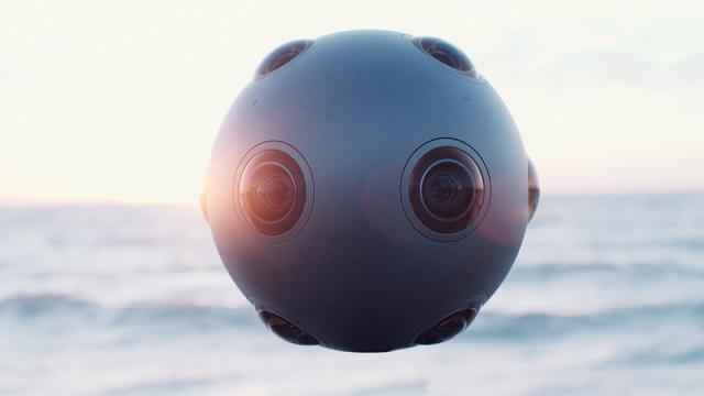 EURO 2016 ve virtuální realitě: Na stadionech budou rozmístěny kamery Nokia Ozo