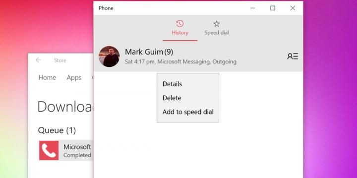 Příští Insider preview Windows 10 přinese integrovaný Skype a instalaci aplikací na paměťovou kartu