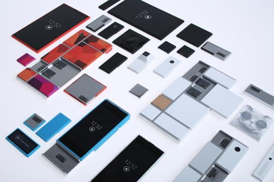 Google potvrzuje: Modulární smartphone Project Ara se objeví až v roce 2016
