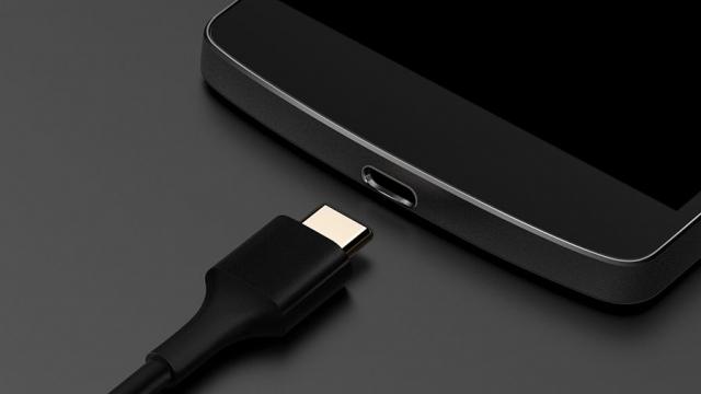 USB-C konektor