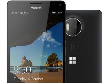 Po vzoru HTC HD2: Lumia 950 XL rozjela Windows 10