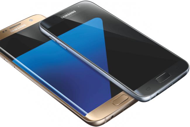 Samsung Galaxy S7 a S7 edge