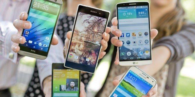 Druhé čtvrtletí ve znamení Androidu: Podíl iOS klesá, mobilní Windows mizí zmapy