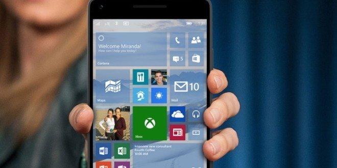 Windows 10 Mobile dostávají nové Insider preview: Přibývá nový kruh aktualizací