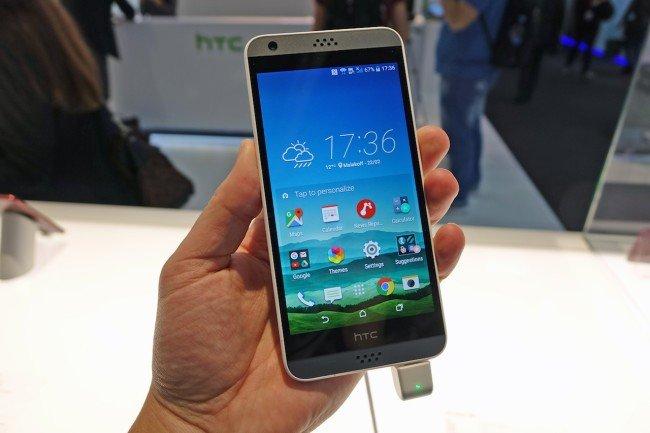 HTC Desire 530, 630 a 825 pro nenáročné: Zajímavý vzhled a kvalitní zvuk (video)