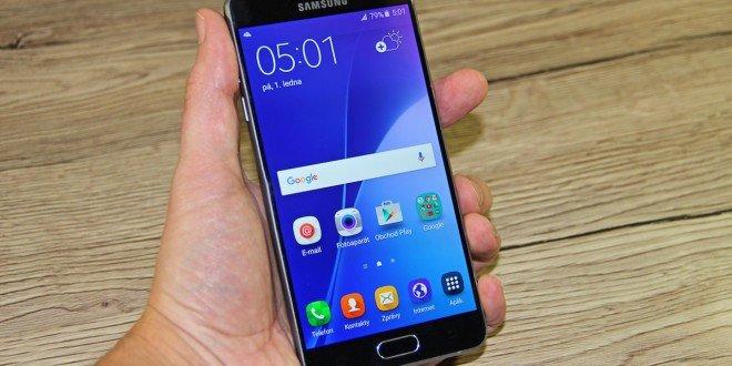Recenze Samsung Galaxy A5 (2016): Premiant z vyšší střední třídy