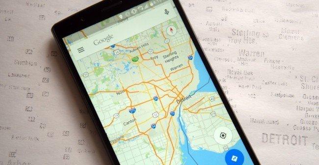GoogleMapy
