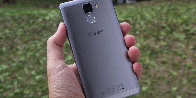 Honor 7 v ČR dostává aktualizaci na Android 6.0