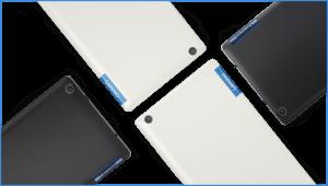 Lenovo TAB3 8 Tablet_Back Side