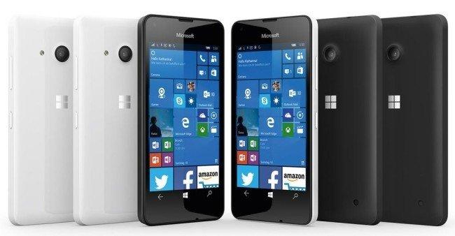 Recenze Microsoft Lumia 550
