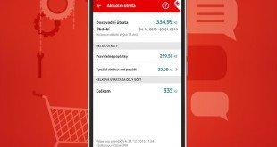 Aplikace Můj Vodafone