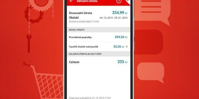 Aplikace Můj Vodafone oslaví 5 let. Uživatelé se mohou těšit na řadu soutěží