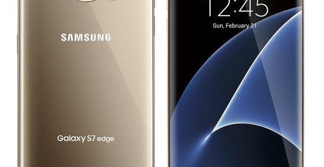 Nové obrázky Samsungu Galaxy S7 edge odhalují tři barevné varianty