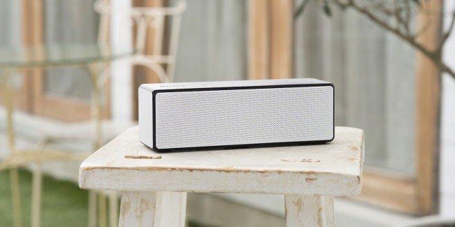 Sony SRS-X33 na českém trhu: Bluetooth reproduktor s výraznými basy