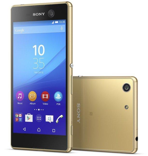 recenze Sony Xperia M5