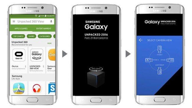 Sledujte dnes živě tiskovou konferenci Samsungu: Poprvé ve 360stupňovém videu