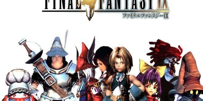 Japonské RPG Final Fantasy IX vyšlo pro Android: Cena je ale vysoká
