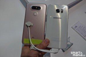 LG G5 vs. Galaxy S7 edge