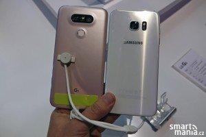 Srovnání s LG G5