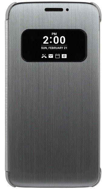 LG Quick Cover Case (PRNewsFoto/LG Electronics USA)