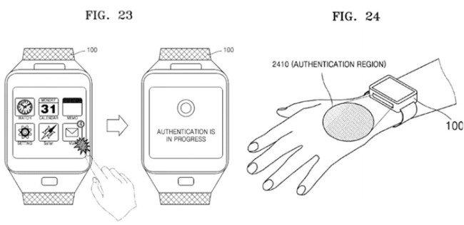 vein-scanner-smartwatch-samsung