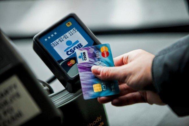 BusLine společně s MasterCard spustily placení pomocí bezkontaktních karet