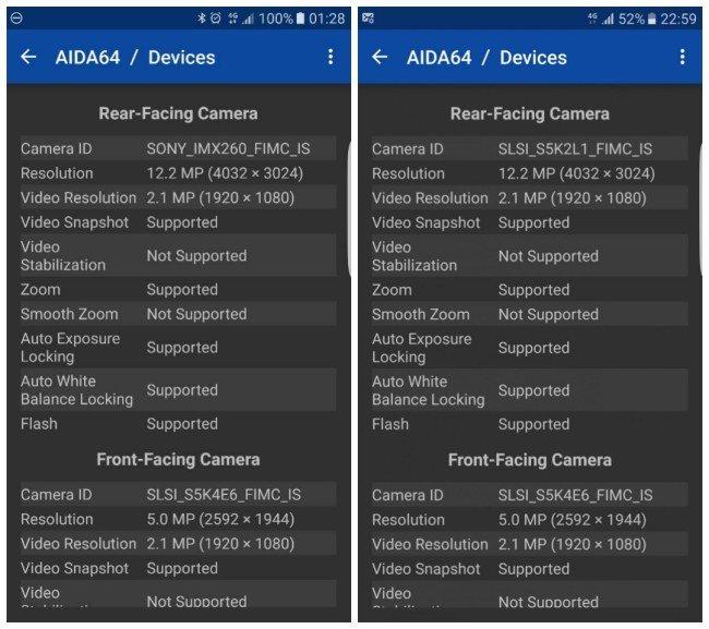 Galaxy-S7-camera-sensor-AIDA64-Sony-ISOCELL