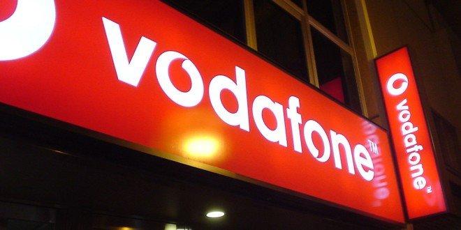 Za dobití kartou přes aplikaci Můj Vodafone získáte 10 % kreditu navíc