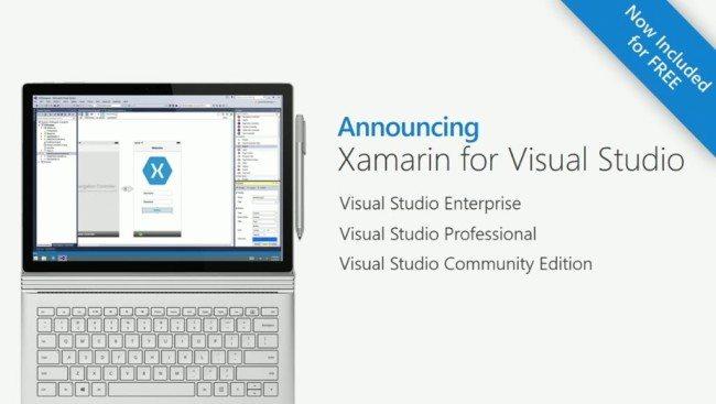 Xamarin-Visual-Studio