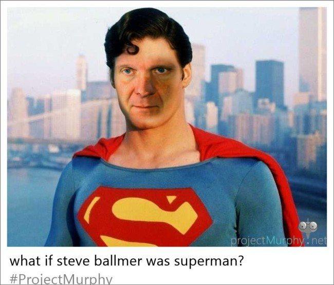 ballmer superman