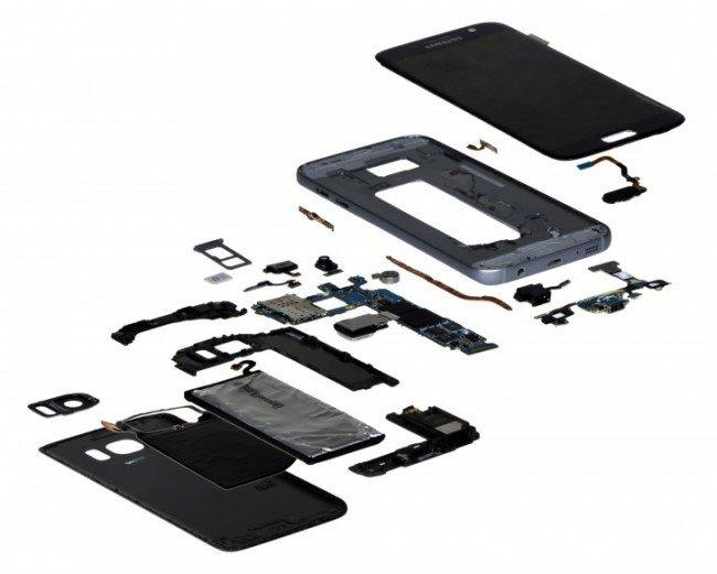 Součástky na výrobu Galaxy S7 přijdou na 6 200 Kč, iPhone 6s je levnější