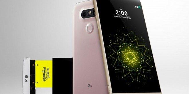 LG G5 zlevňuje a dostává novou aktualizaci