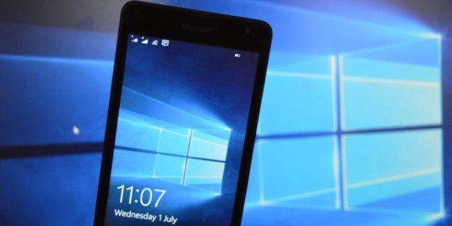 Microsoft aktualizoval Windows 10 pro Insidery: tentokráte pouze pro mobily (přehled novinek)