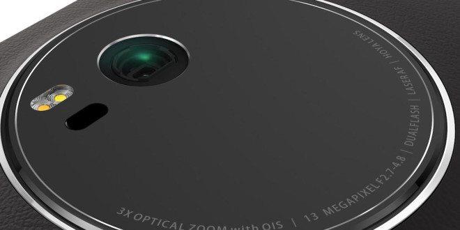 Asus ZenFone Zoom se začal prodávat v ČR: Loňský hardware, Android 5.0 a sebevědomá cena