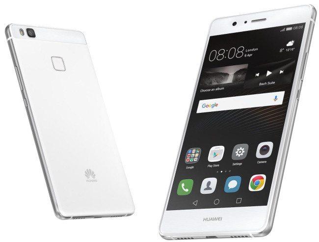Huawei P9 lite recenze