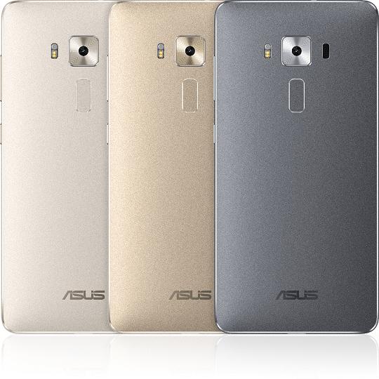 ZenFone 3 Deluxe-3 colors